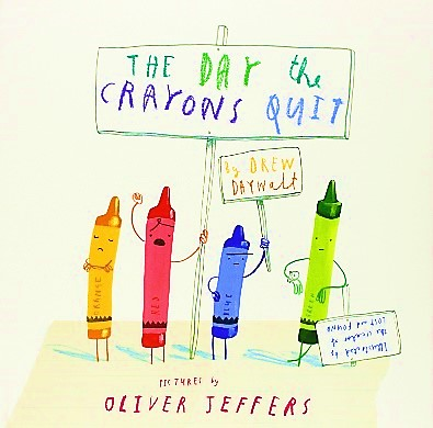 The_day_the_Crayons_Quit